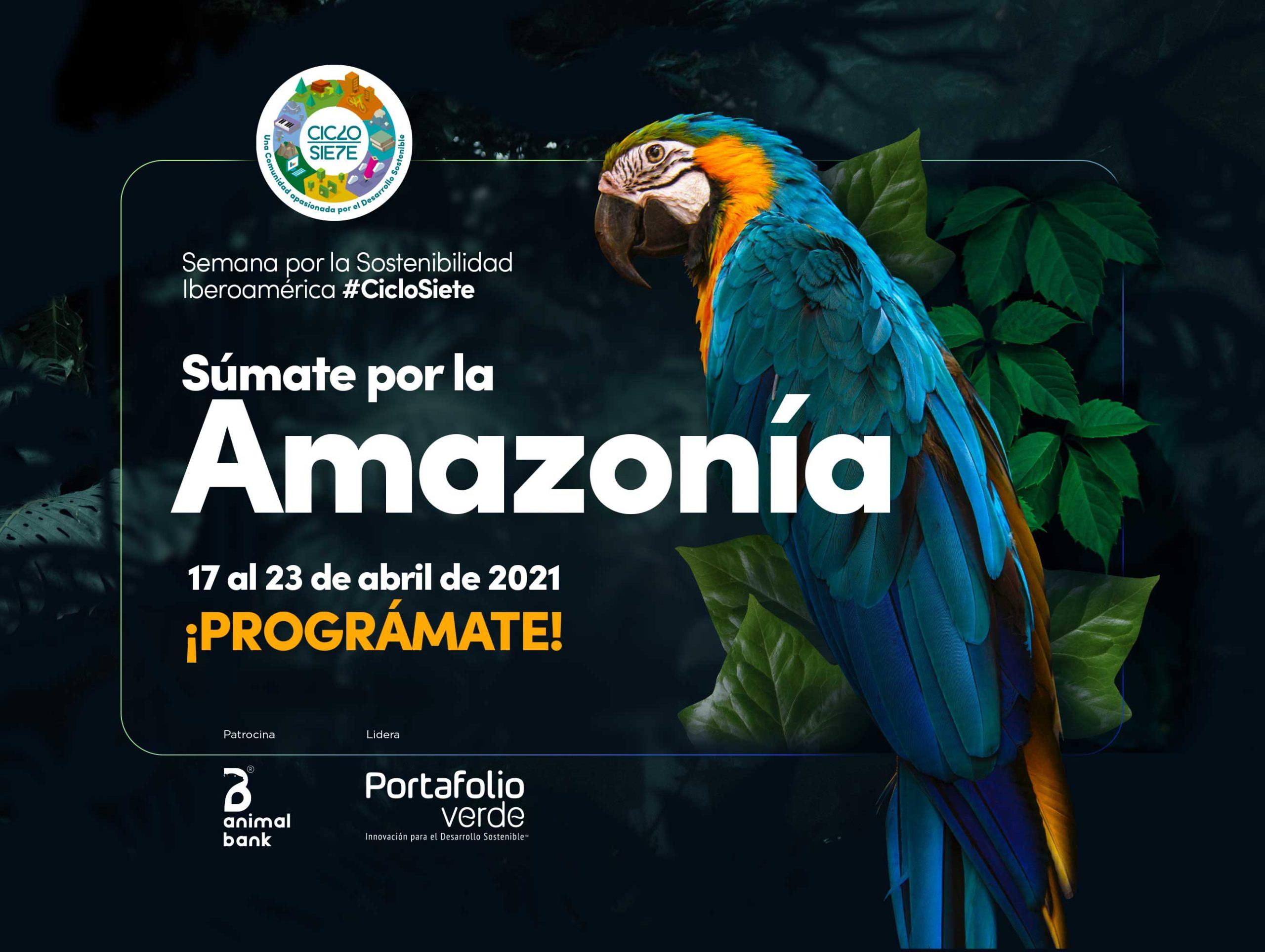 súmate por la Amazonía